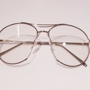 Forever 21 Clear Glasses